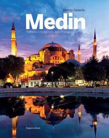 Medin. Trenta storie del Mediterraneo - Marco Cesario - copertina