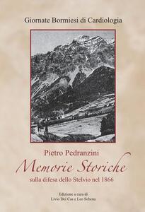 Memorie storiche sulla difesa dello Stelvio nel 1866
