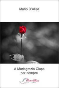 A Mariagrazia Claps per sempre
