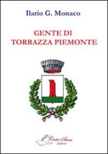 Gente di Torrazza Piemonte - Ilario G. Monaco - copertina