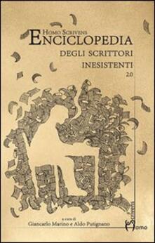 Enciclopedia degli scrittori inesistenti - copertina