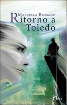 Ritorno a Toledo - Marcella Russano - copertina