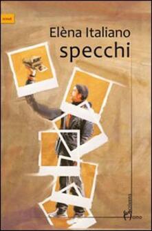 Specchi - Elèna Italiano - copertina