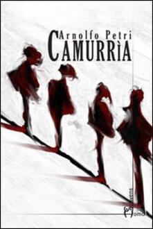Camurria - Arnolfo Petri - copertina