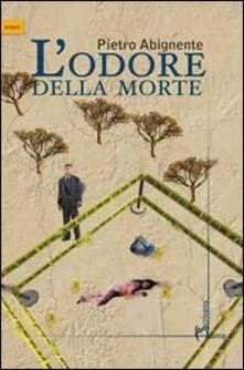 L' odore della morte - Pietro Abignente - copertina