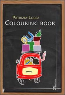 Colouring book - Patrizia Lopez - copertina