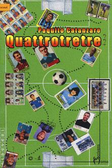 Quattrotretre - Paquito Catanzaro - copertina