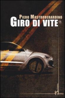 Giro di vite - Piero Mastroberardino - copertina