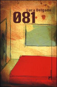 081 - Luca Delgado - copertina