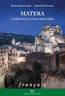 Parcoarenas.it Matera. Guide de la ville des sassi Image