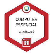 Windows 7. Computer Essential Windows 7. Con Contenuto digitale per accesso on line - copertina
