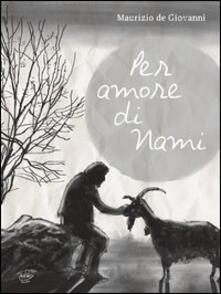 Per amore di Nami - Maurizio De Giovanni - copertina
