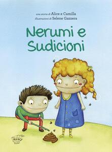 Nerumi e Sudicioni - Alice e Camilla - copertina