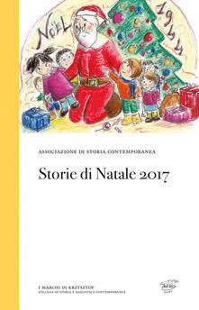 Storie di Natale 2017 - copertina