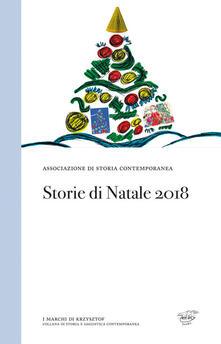 Storie di Natale 2018 - copertina