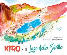 Kiro e il lago della Sibilla - Giorgio Tassi - copertina