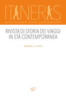 Itineris. Rivista di storia dei viaggi in età contemporanea (2019). Vol. 4 - copertina