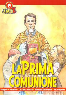 La prima comunione - copertina
