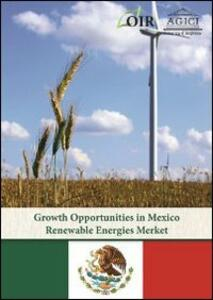 Growth opportunities in Mexican renewable energy market