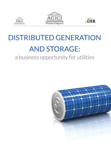 Distributed generation and storage. A business opportunity for utilities - Andrea Gilardoni,Marco Carta,Tommaso Perelli - copertina