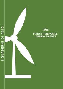 Peru's renewable energy market