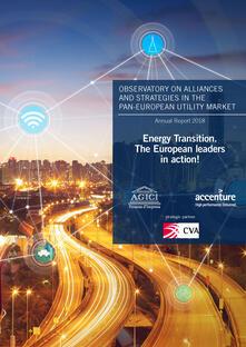 Energy transition. The European leaders in action! - Andrea Gilardoni,Magdalena W. Kuffel,Monika Dimitrova - copertina