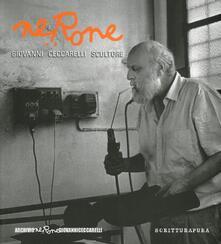 Nerone. Giovanni Ceccarelli scultore - copertina