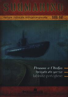 Submarino. Vettore culturale anticonvenzionale 00 - copertina