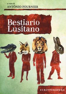 Bestiario lusitano - copertina