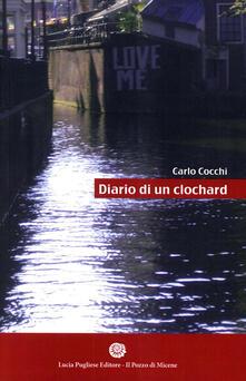 Diario di un clochard - Carlo Cocchi - copertina