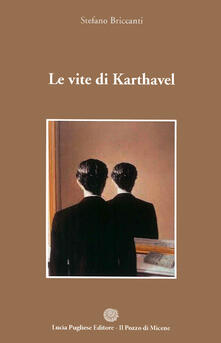 Le vite di Karthavel - Stefano Briccanti - copertina
