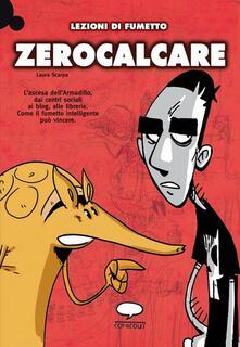Zerocalcare - Laura Scarpa - copertina
