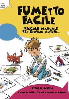 Winniearcher.com Fumetto facile. Piccolo manuale per giovani autori... e per le scuole Image
