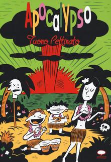 Apocalypso - Tuono Pettinato - copertina