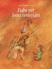 Fiabe per leoni veneziani - copertina
