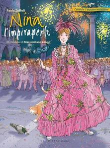 Nina l'impiraperle - Paola Zoffoli - copertina