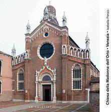 Chiesa della Madonna dell'orto. Venezia - Isabella Penzo - copertina