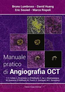Manuale pratico di angiografia OCT - copertina