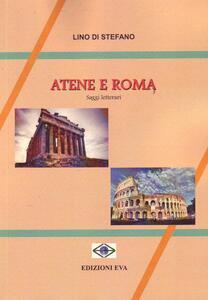 Atene e Roma. Saggi letterari