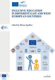 Inclusive education in different east and west european countries - copertina