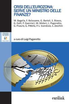 Crisi dell'eurozona: serve un ministro delle finanze? - copertina