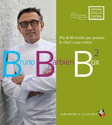 Bruno Barbieri Box 2: Tajine senza frontiere-Pasta al forno e gratin-Ripieni di bontà - Bruno Barbieri - copertina