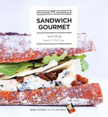 Sandwich gourmet - Maud Zilnyk - copertina