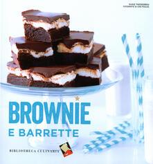 Brownie e barrette - Susie Theodorou - copertina