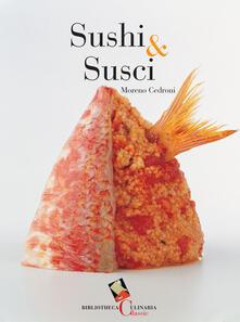 Sushi & susci - Moreno Cedroni - copertina