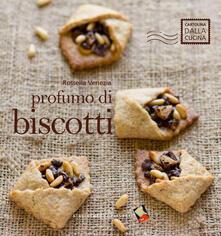 Profumo di biscotti - Rossella Venezia - copertina