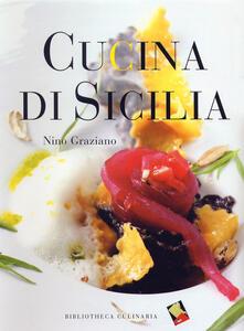 Cucina di Sicilia - Nino Graziano - copertina