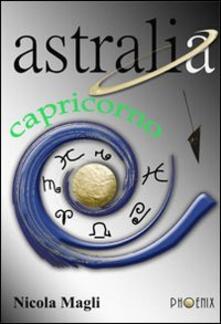 Capricorno - Nicola Magli - copertina