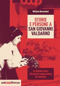 Storie e persone a San Giovanni Valdarno. La selezione soci: 35 anni di cooperazione di consumo