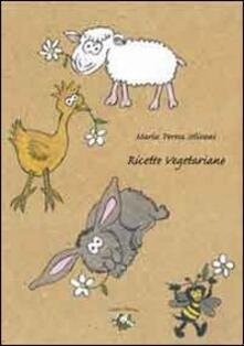 Ricette vegetariane - M. Teresa Solivani - copertina